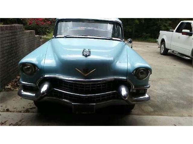 1955 Cadillac Series 62 (CC-1375993) for sale in Cadillac, Michigan