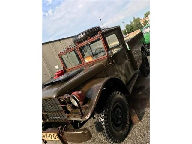 1955 Dodge M43 (CC-1375997) for sale in Cadillac, Michigan