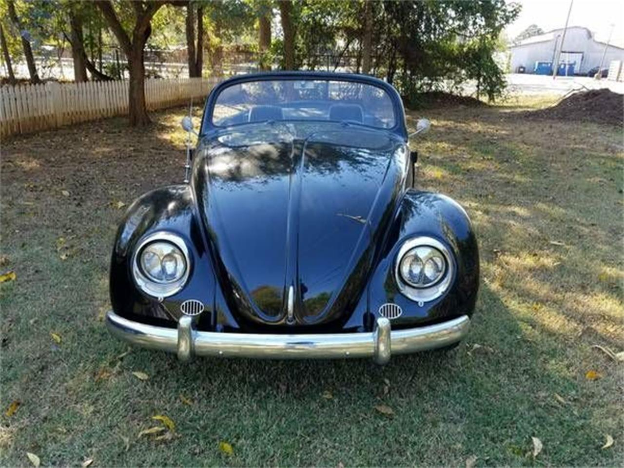 1959 Volkswagen Beetle (CC-1375998) for sale in Cadillac, Michigan