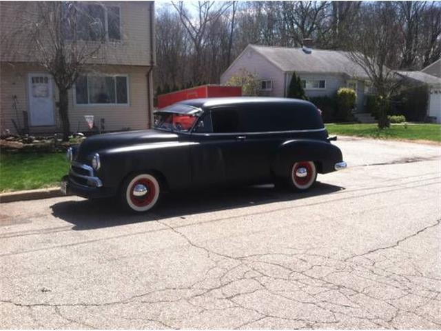 1951 Chevrolet Sedan Delivery (CC-1376000) for sale in Cadillac, Michigan