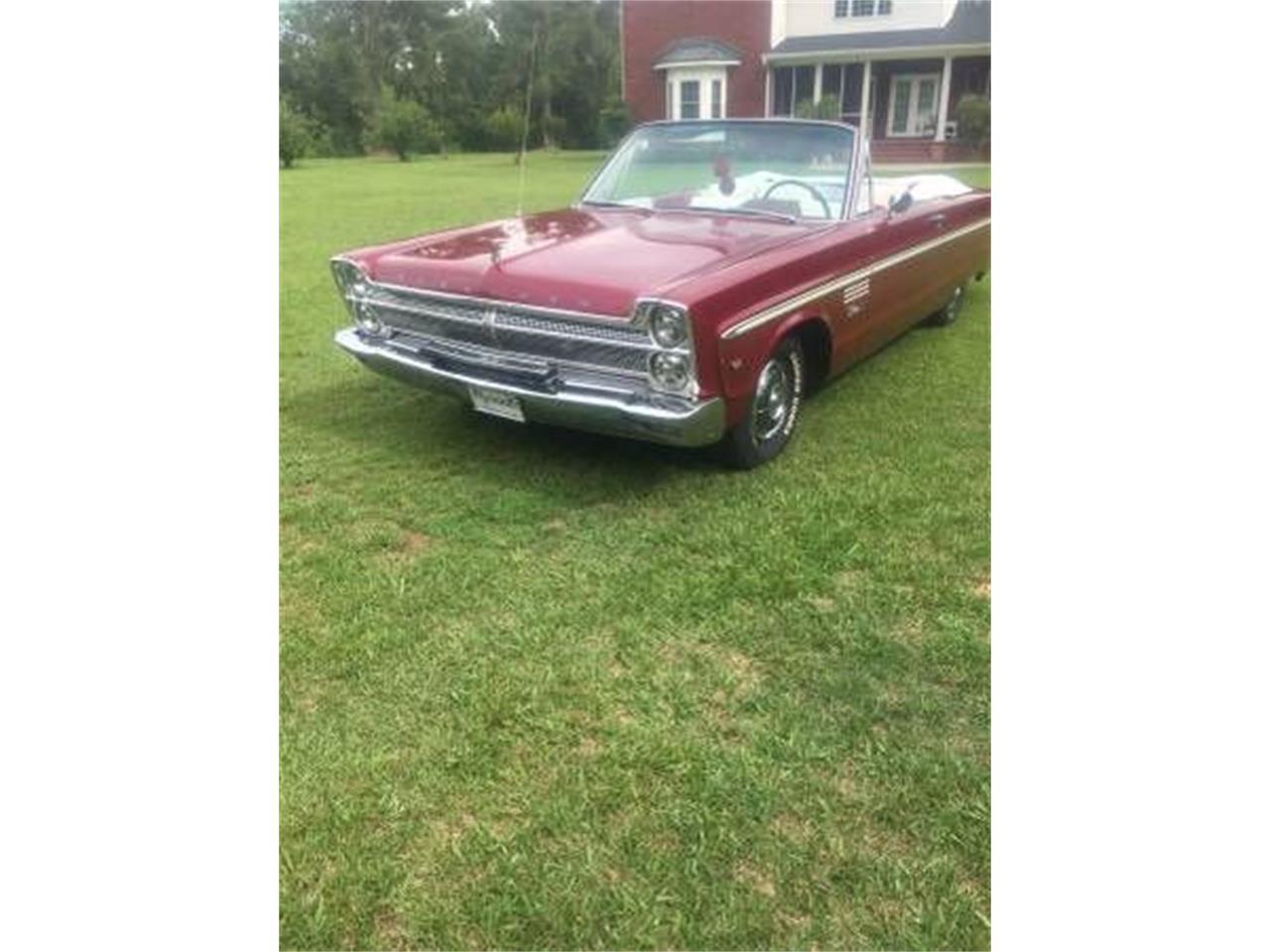 1965 Plymouth Fury III (CC-1376001) for sale in Cadillac, Michigan