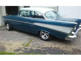1957 Chevrolet Bel Air (CC-1376003) for sale in Cadillac, Michigan