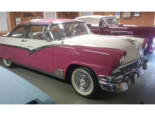 1956 Ford Crown Victoria (CC-1376004) for sale in Cadillac, Michigan