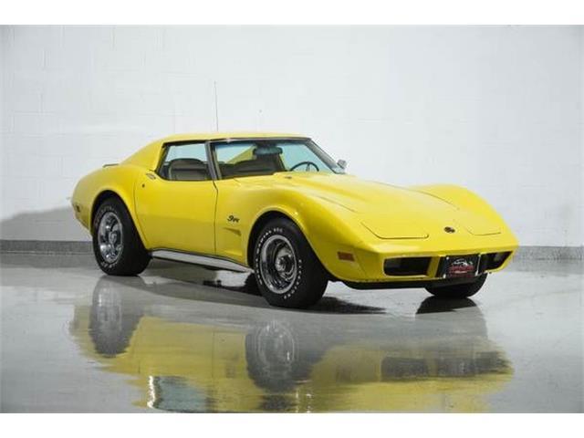 1975 Chevrolet Corvette (CC-1376005) for sale in Cadillac, Michigan