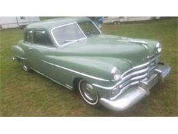 1950 Chrysler Windsor (CC-1376006) for sale in Cadillac, Michigan