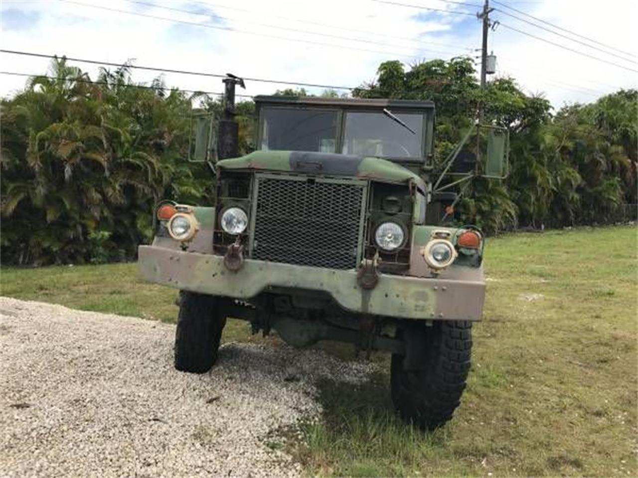 1953 Kaiser Military Vehicle (CC-1376008) for sale in Cadillac, Michigan