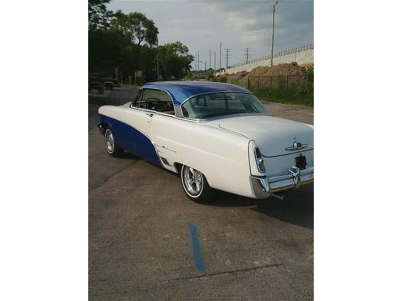 1953 Mercury Monterey (CC-1376010) for sale in Cadillac, Michigan