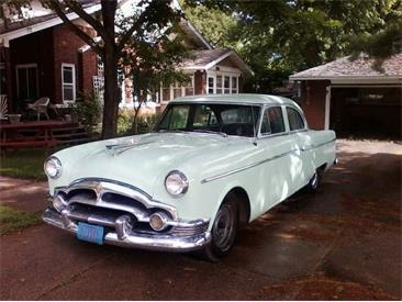 1954 Packard Clipper (CC-1376012) for sale in Cadillac, Michigan