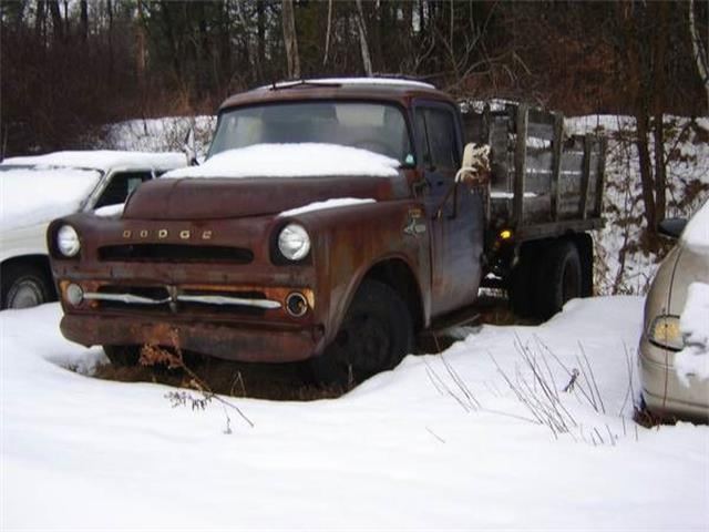 1957 Dodge Flatbed Truck (CC-1376014) for sale in Cadillac, Michigan