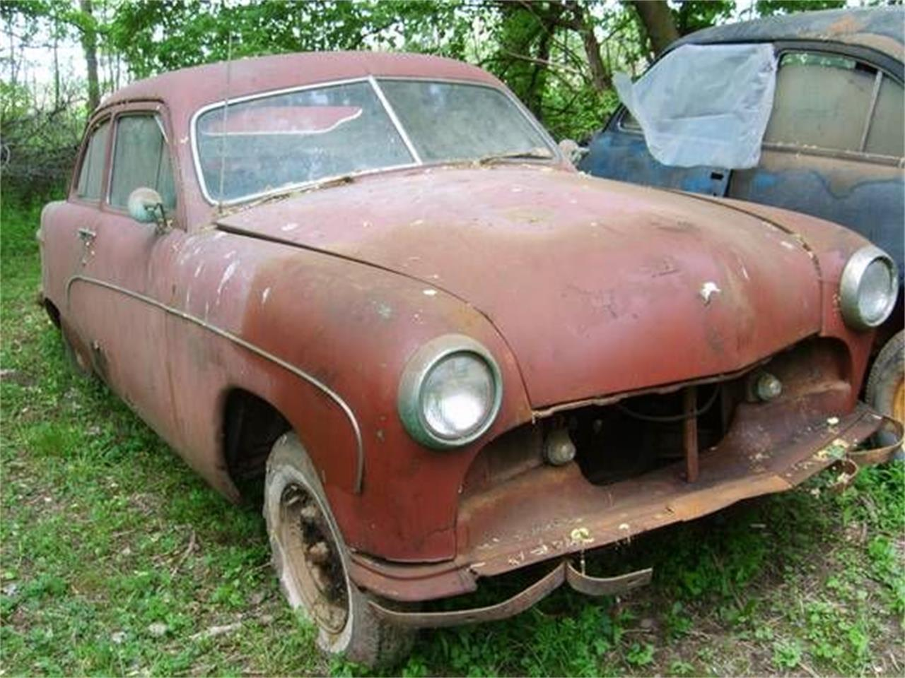 1951 Ford 2-Dr Sedan (CC-1376017) for sale in Cadillac, Michigan