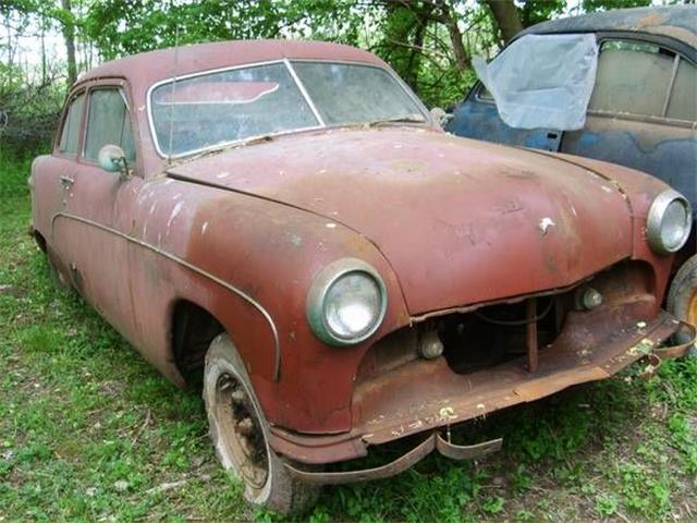 1951 Ford 2-Dr Sedan (CC-1376017) for sale in Cadillac, Michigan