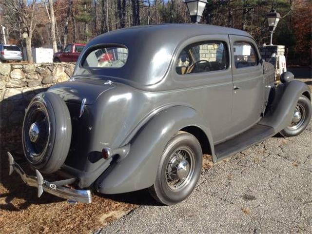 1935 Ford Sedan (CC-1376019) for sale in Cadillac, Michigan