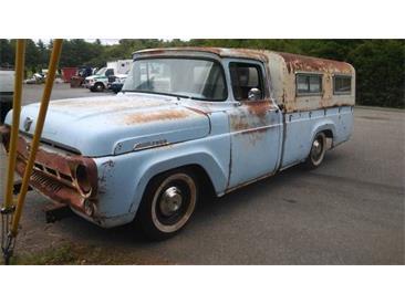 1957 Ford F100 (CC-1376022) for sale in Cadillac, Michigan
