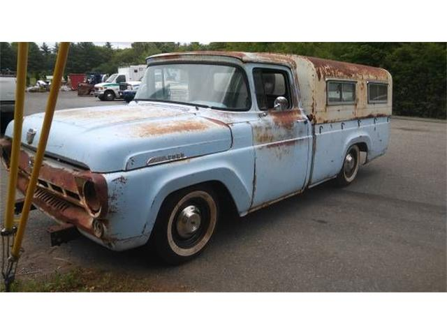 1957 Ford F100 (CC-1376022) for sale in Cadillac, Michigan