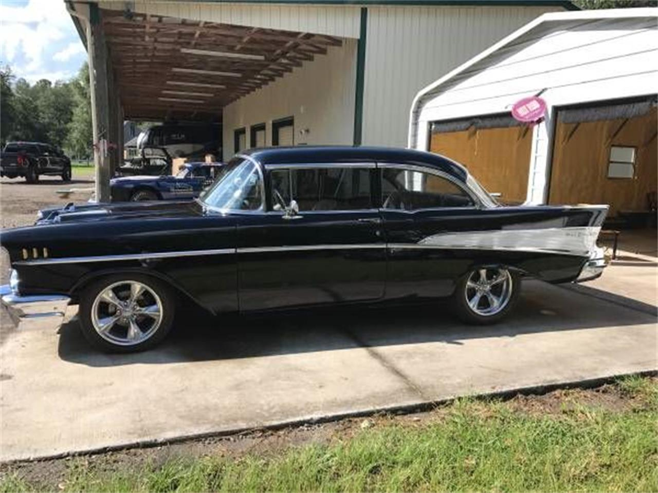 1957 Chevrolet Bel Air (CC-1376031) for sale in Cadillac, Michigan
