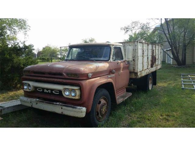 1965 GMC Truck (CC-1376034) for sale in Cadillac, Michigan