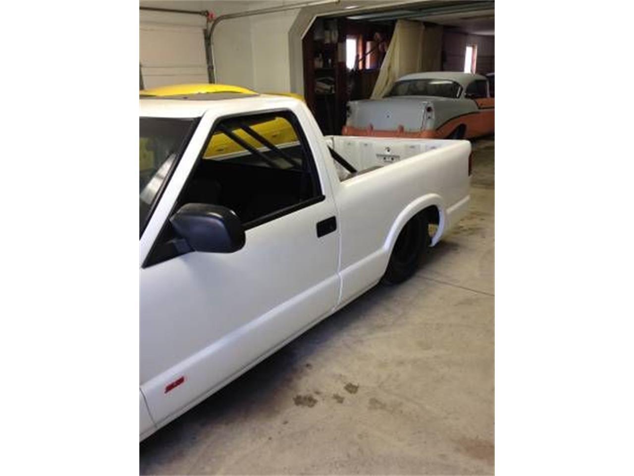 1995 GMC Sonoma (CC-1376035) for sale in Cadillac, Michigan