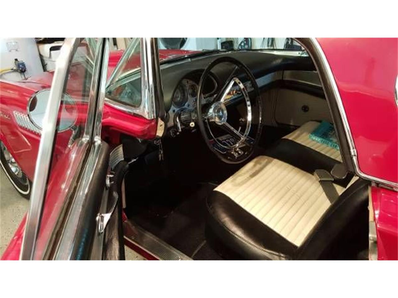 1957 Ford Thunderbird (CC-1376042) for sale in Cadillac, Michigan