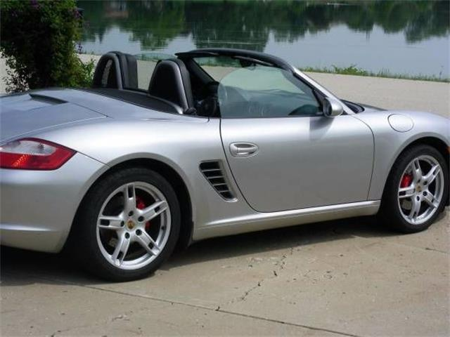 2005 Porsche Boxster (CC-1376049) for sale in Cadillac, Michigan