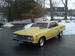 1965 Chevrolet Chevelle (CC-1376058) for sale in Cadillac, Michigan