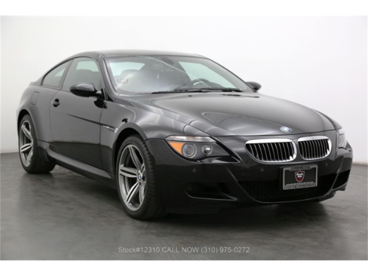 2007 BMW M6 (CC-1376059) for sale in Beverly Hills, California