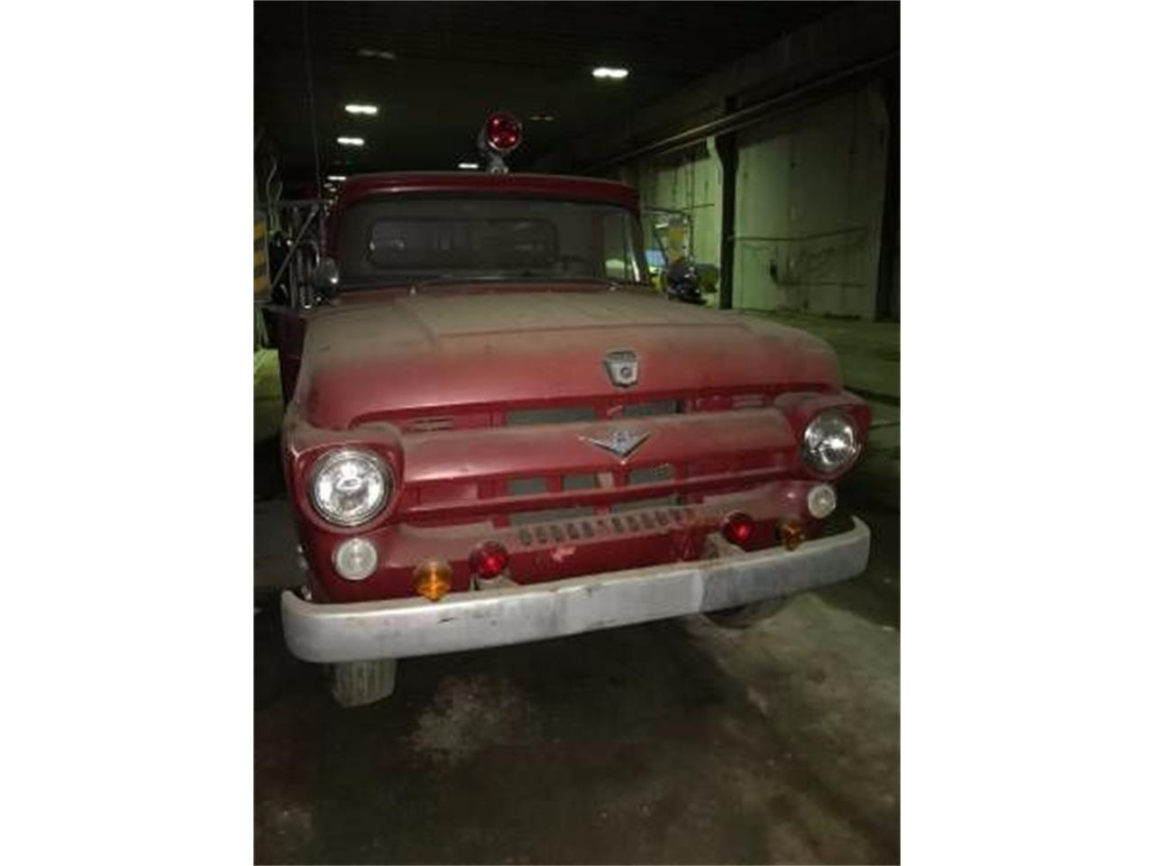 1957 Ford F600 (CC-1376060) for sale in Cadillac, Michigan