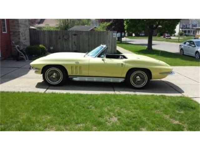 1965 Chevrolet Corvette (CC-1376063) for sale in Cadillac, Michigan