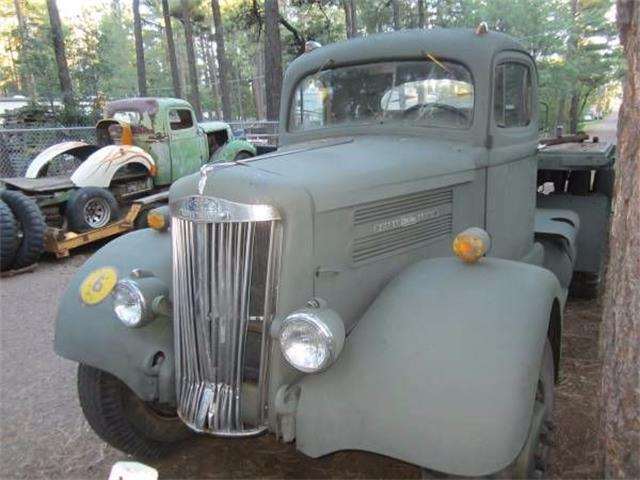 1952 White WC (CC-1376064) for sale in Cadillac, Michigan
