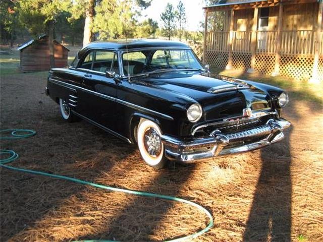 1954 Mercury Sedan (CC-1376065) for sale in Cadillac, Michigan