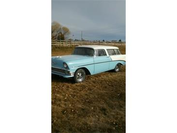 1956 Chevrolet Nomad (CC-1376067) for sale in Cadillac, Michigan