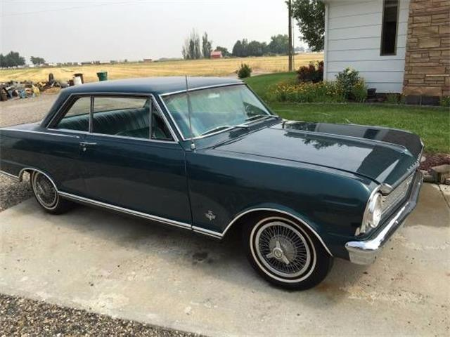1965 Chevrolet Nova (CC-1376071) for sale in Cadillac, Michigan
