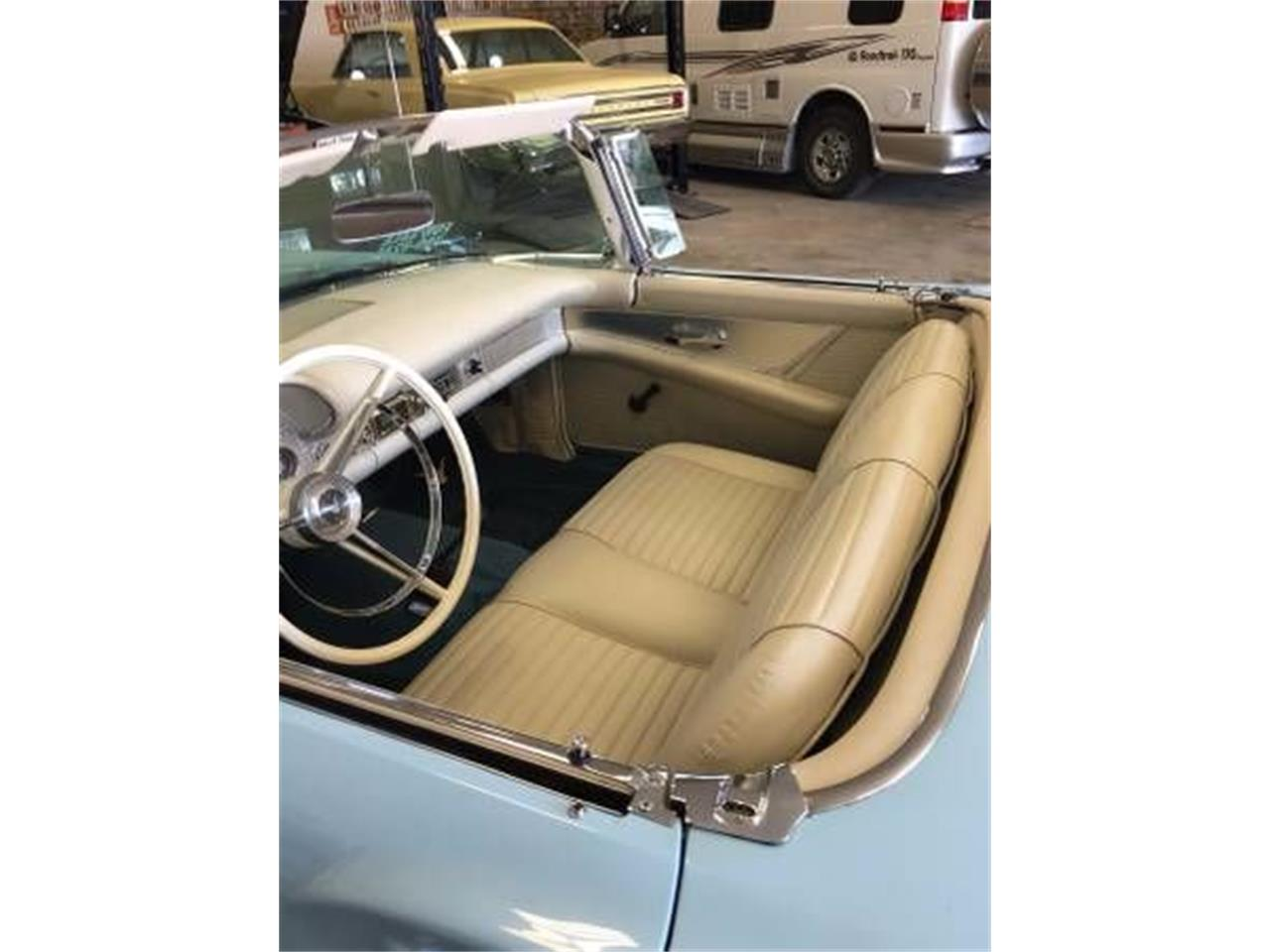 1957 Ford Thunderbird (CC-1376076) for sale in Cadillac, Michigan