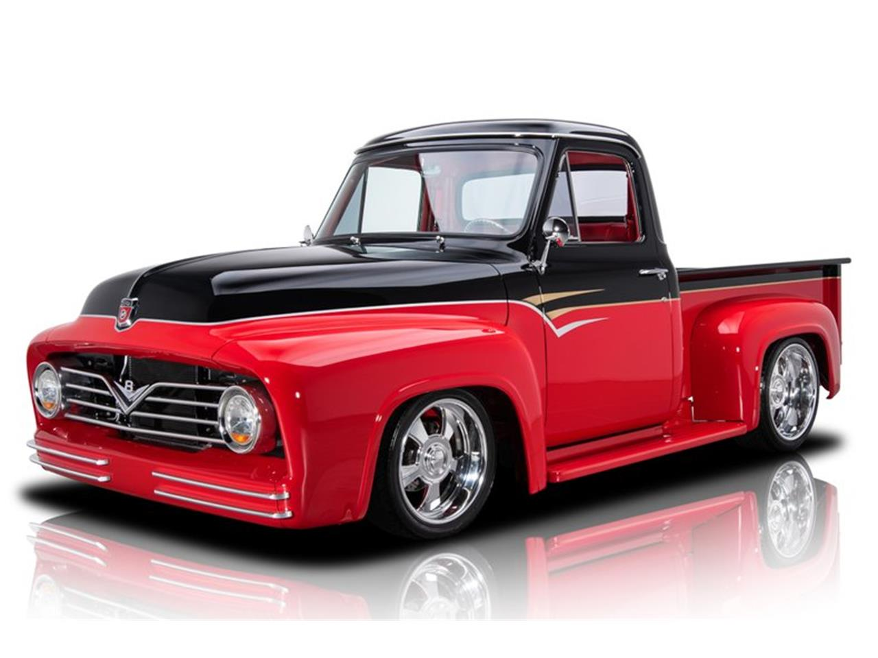 1955 Ford F100 (CC-1376078) for sale in Charlotte, North Carolina
