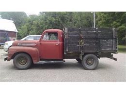 1951 Ford F2 (CC-1376079) for sale in Cadillac, Michigan