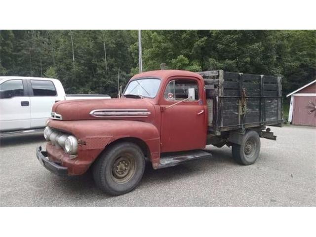 1951 Ford F2 (CC-1376079) for sale in Cadillac, Michigan