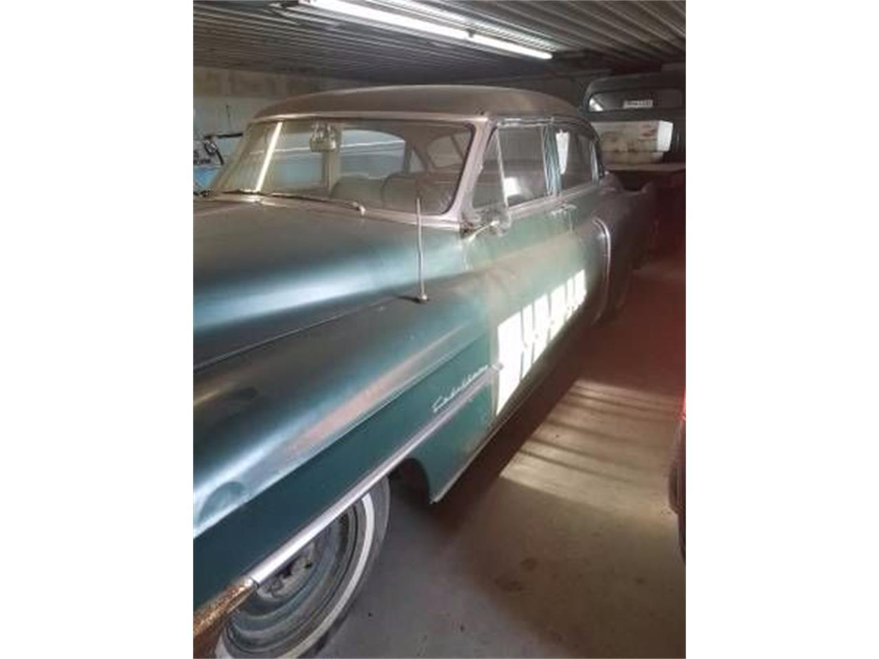 1952 Cadillac Sedan (CC-1376081) for sale in Cadillac, Michigan