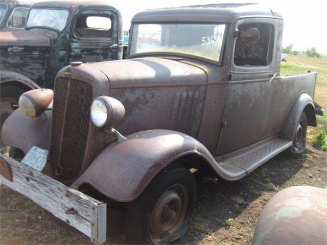 1935 Chevrolet Sedan Delivery