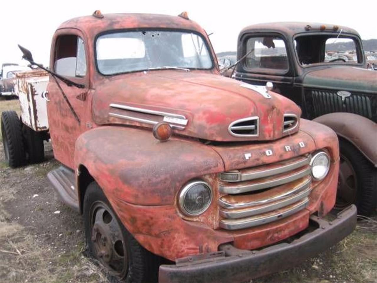 1950 Ford Pickup (CC-1376087) for sale in Cadillac, Michigan