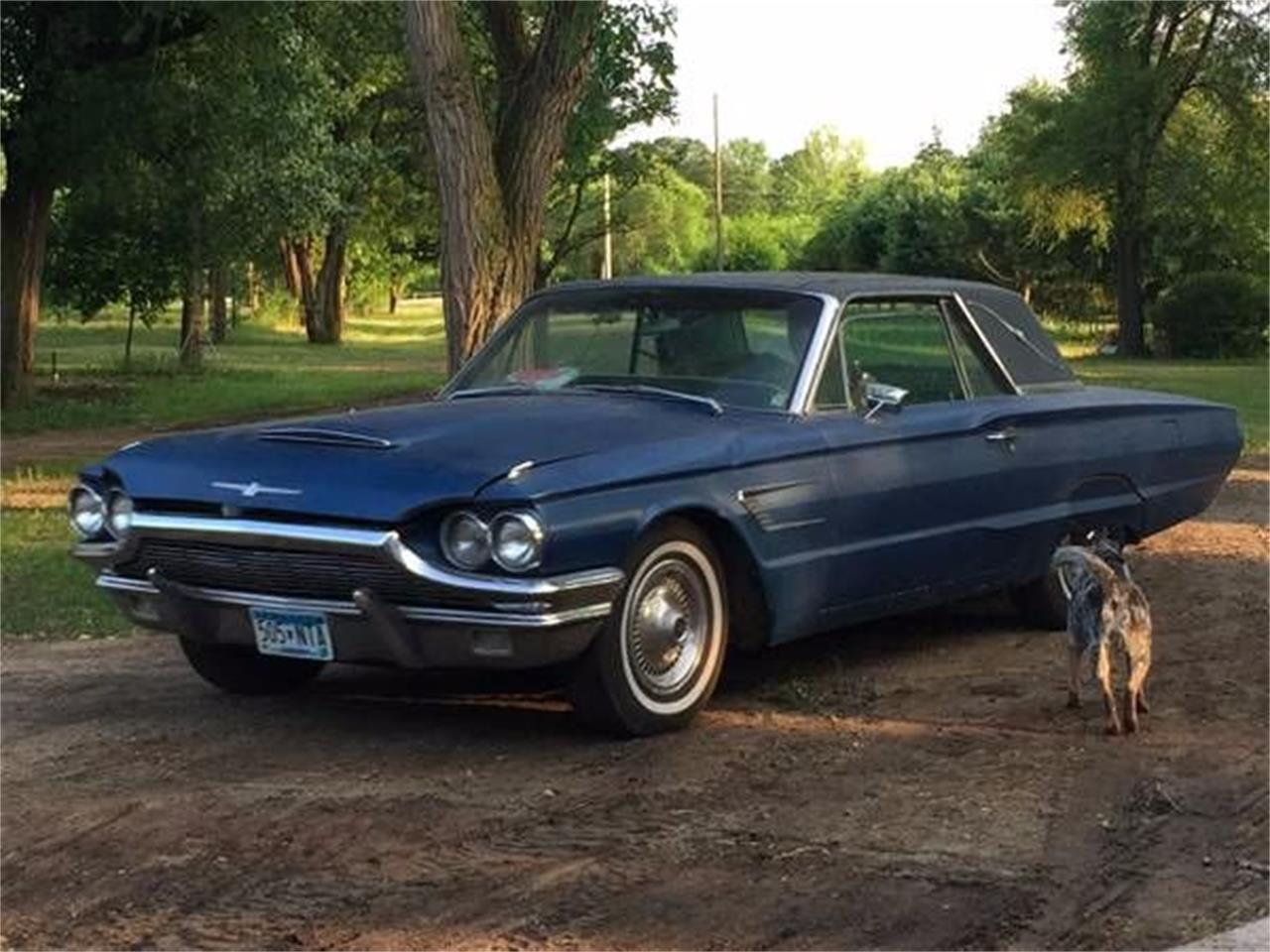 1965 Ford Thunderbird (CC-1376091) for sale in Cadillac, Michigan