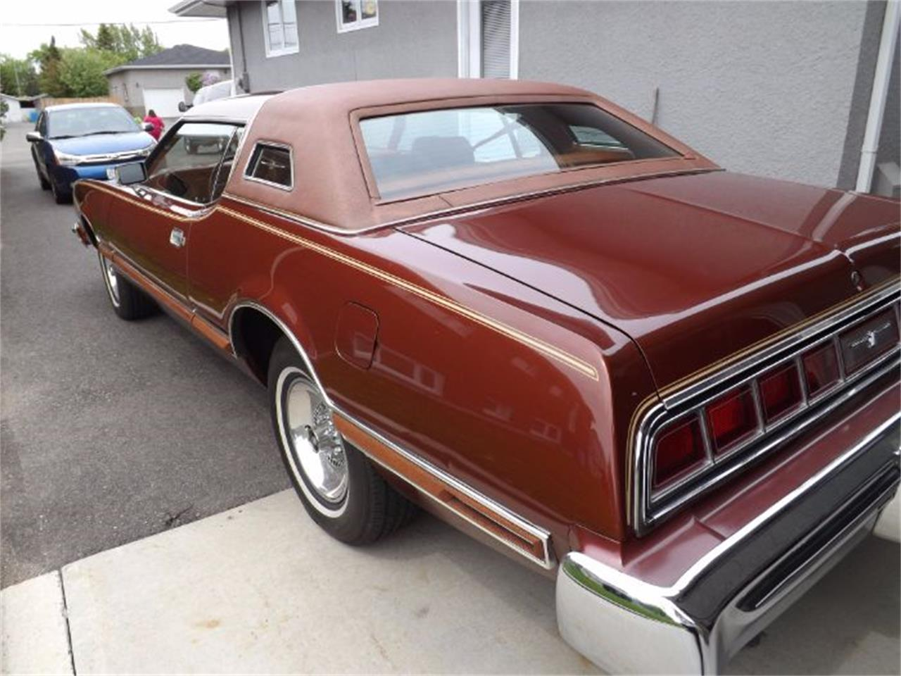 1975 Ford Thunderbird (CC-1376094) for sale in Cadillac, Michigan