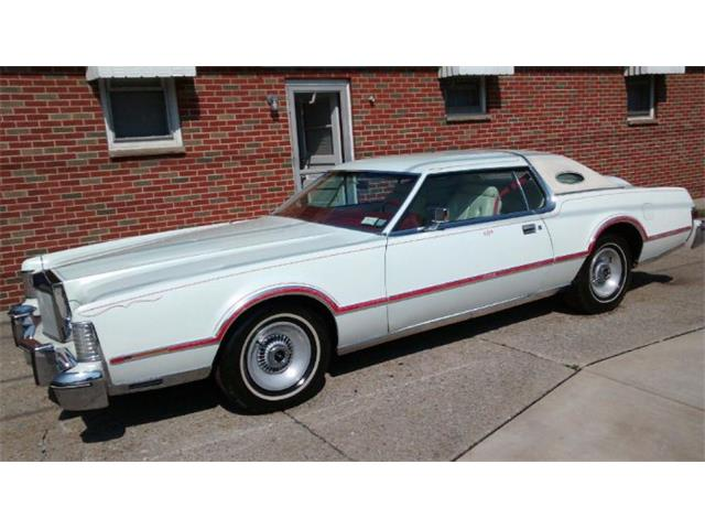 1975 Lincoln Continental (CC-1376097) for sale in Cadillac, Michigan
