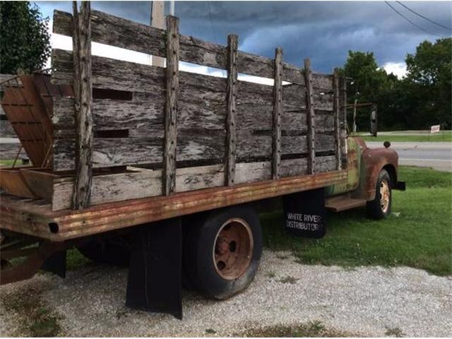 1952 GMC Truck (CC-1376101) for sale in Cadillac, Michigan