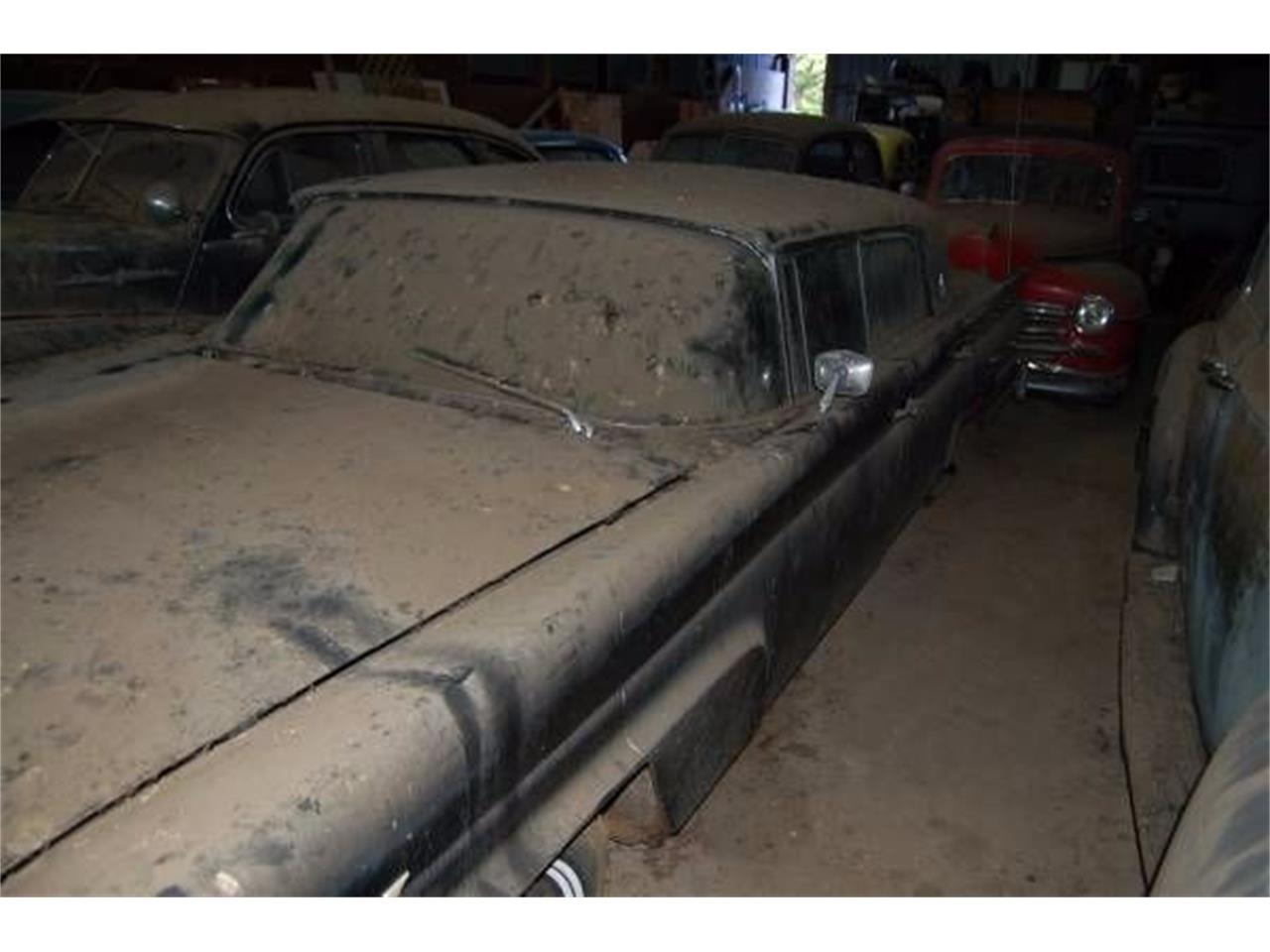 1958 Lincoln Town Car (CC-1376109) for sale in Cadillac, Michigan