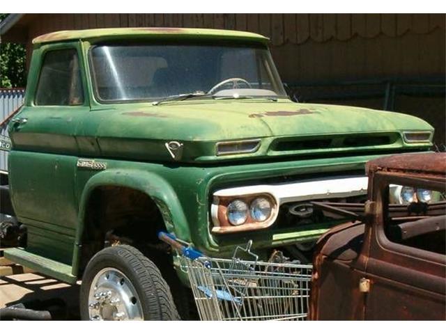 1965 GMC Truck (CC-1376120) for sale in Cadillac, Michigan
