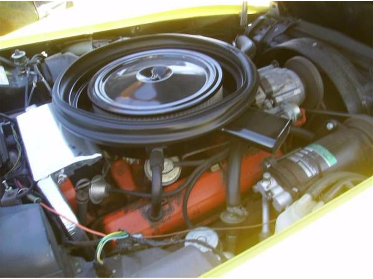 1975 Chevrolet Corvette (CC-1376121) for sale in Cadillac, Michigan