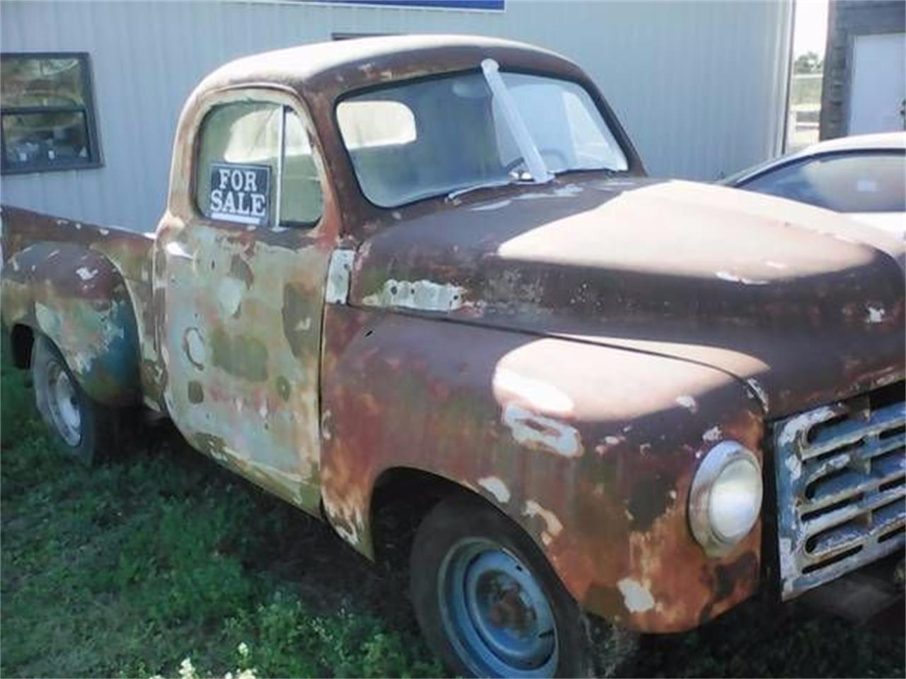 1953 Studebaker Pickup (CC-1376123) for sale in Cadillac, Michigan