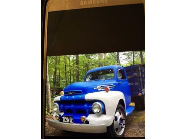 1952 Ford F5 (CC-1376135) for sale in Cadillac, Michigan