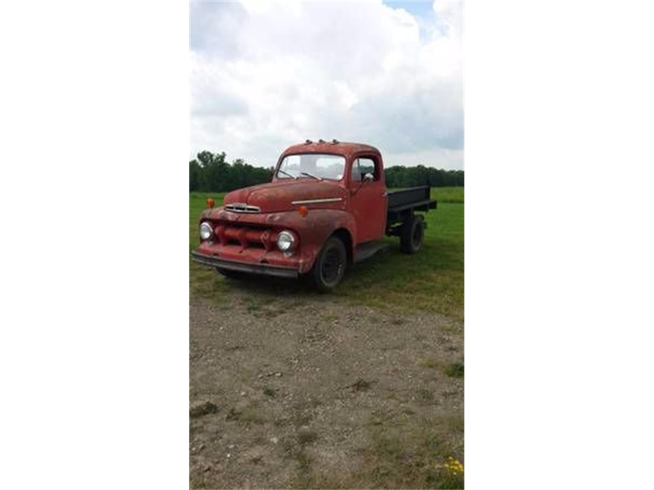 1951 Ford F2 (CC-1376150) for sale in Cadillac, Michigan