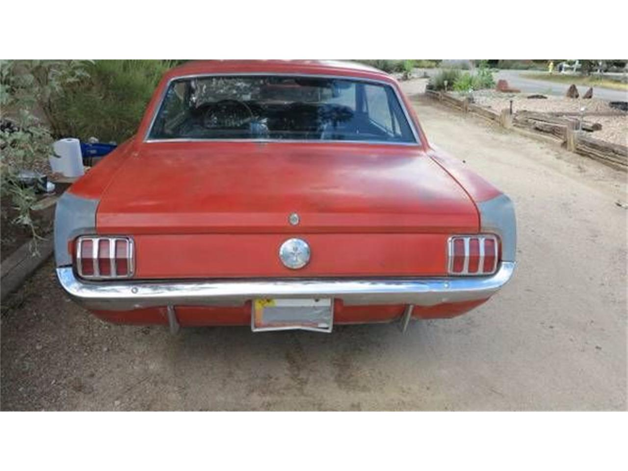 1965 Ford Mustang (CC-1376153) for sale in Cadillac, Michigan
