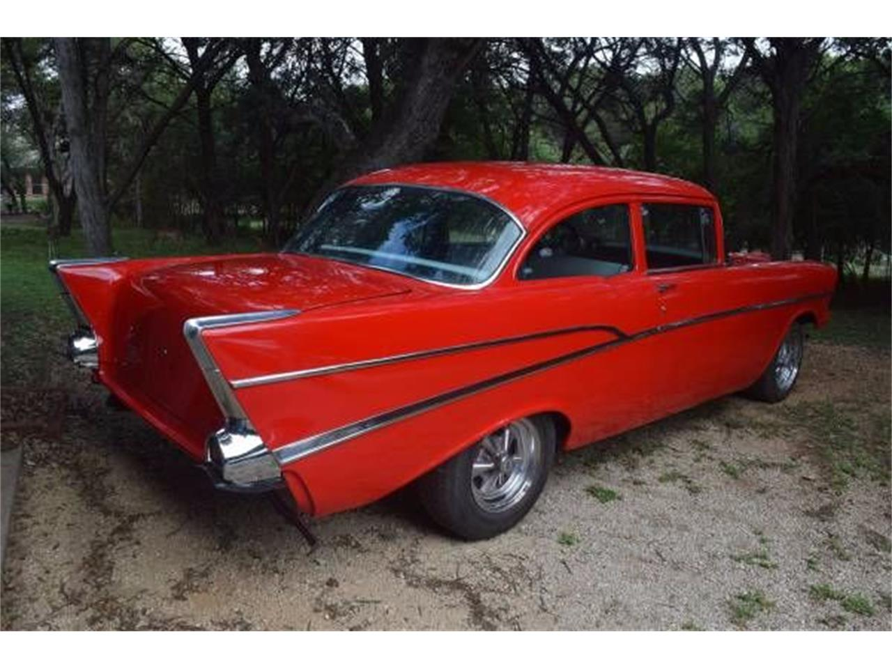 1957 Chevrolet Bel Air (CC-1376157) for sale in Cadillac, Michigan